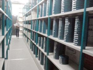 Digitalisierung-Verpackung-Filmbänder