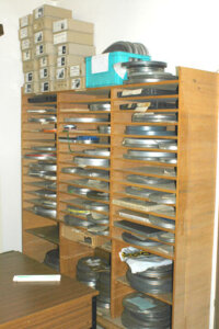 Digitalisierung-Sammlung-Tonbänder-Filmbänder